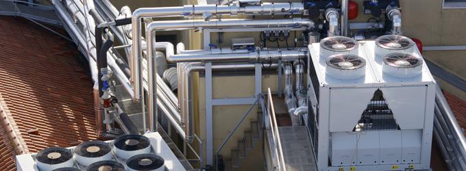 空気調和設備事業