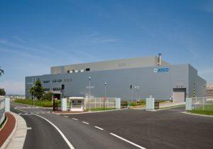 北海道PCB処理施設