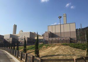 小牧岩倉衛生組合ごみ処理施設
