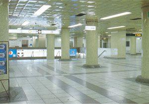 東京メトロ・都営地下鉄九段下駅