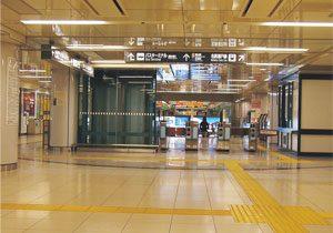 名古屋市営地下鉄栄駅